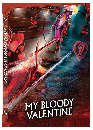 My Bloody Valentine [Limited Edition Steelbook]