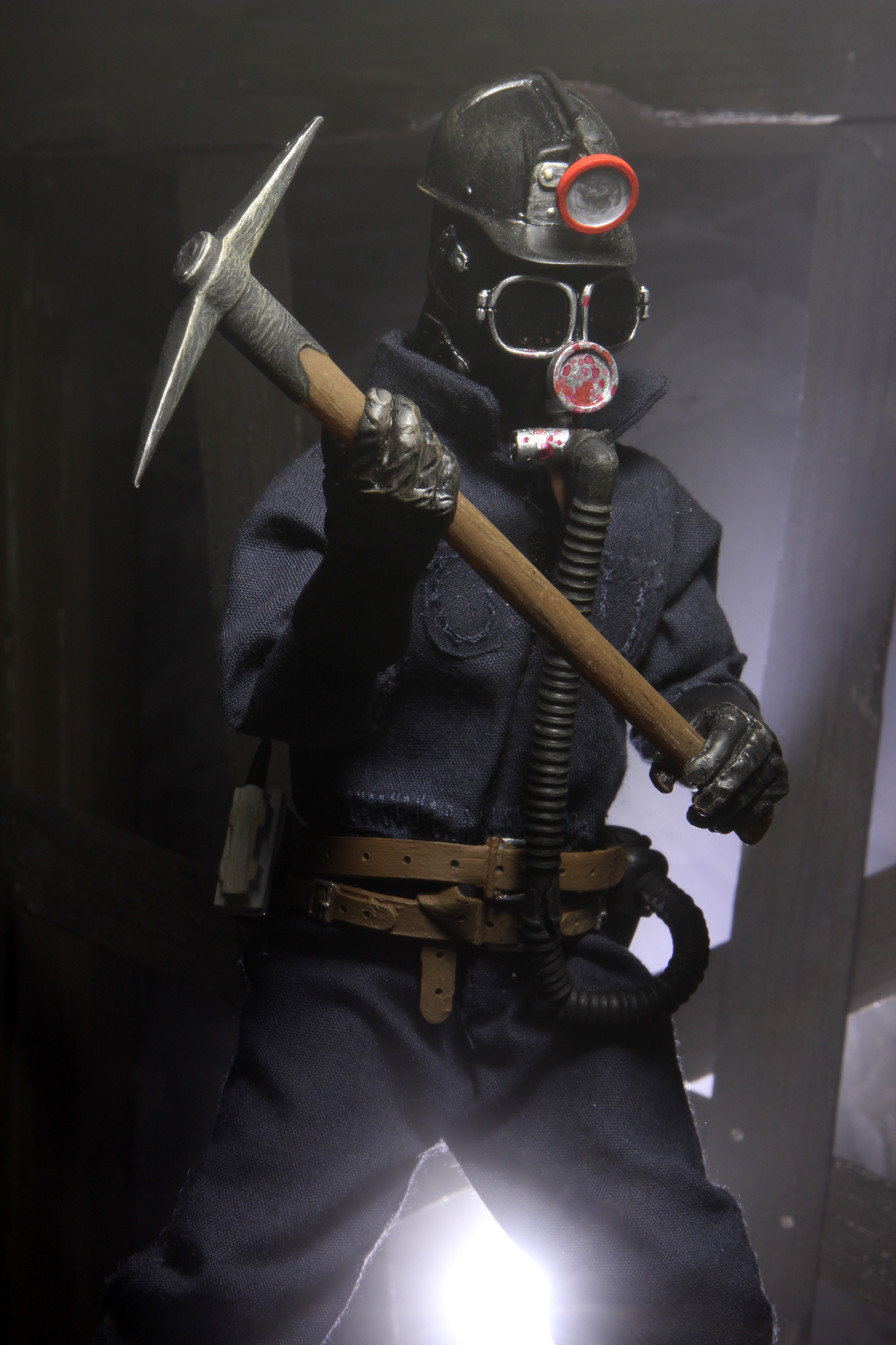 """My Bloody Valentine """"The Miner"""" NECA Action Figure [Limited Edition] (SOLD OUT)"""