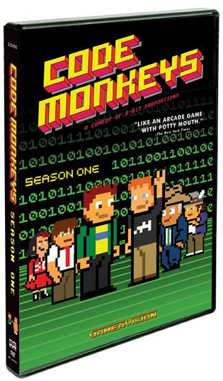 Code Monkeys: Season One