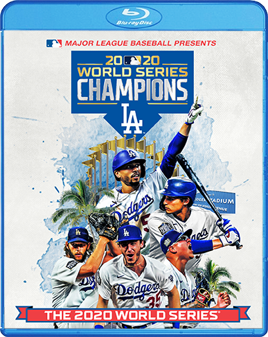 2020 World Series Champions: Los Angeles Dodgers