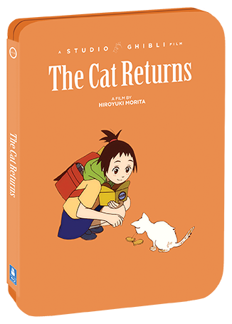 The Cat Returns [Limited Edition Steelbook]