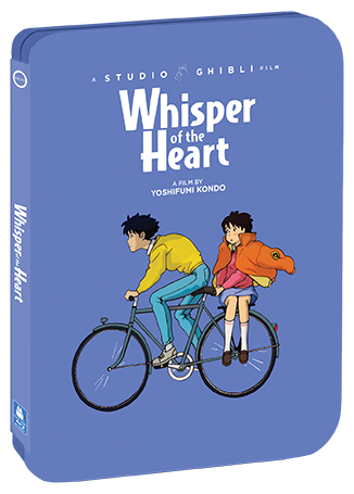 Whisper Of The Heart [Limited Edition Steelbook]