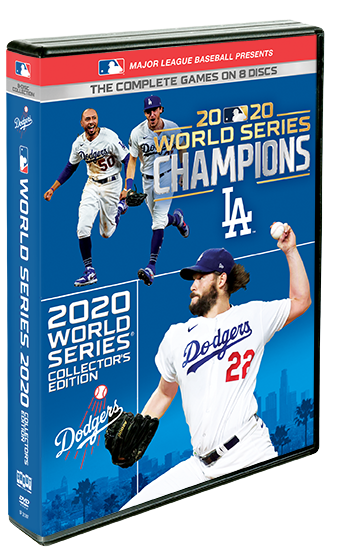 2020 World Series Collector's Edition: Los Angeles Dodgers