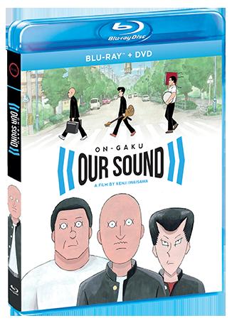 On-Gaku: Our Sound - - Blu-ray/DVD