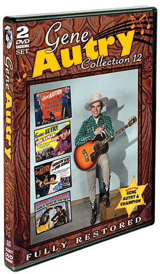 Gene Autry Collection 12