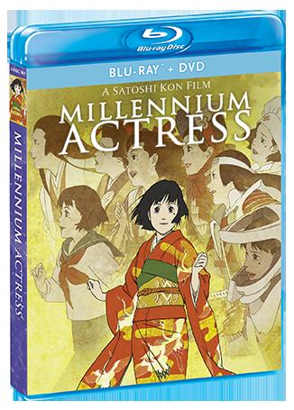 Millennium Actress + Exclusive Lithograph