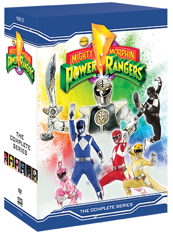 Mighty Morphin Power Rangers: The Complete Series [Third Edition]