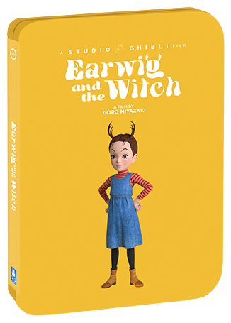 Earwig And The Witch [Limited Edition Steelbook]
