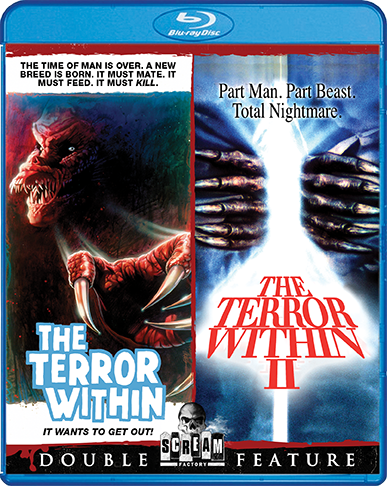 The Terror Within / The Terror Within II [Double Feature] (SOLD OUT)