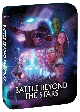 Battle Beyond The Stars [Limited Edition Steelbook]