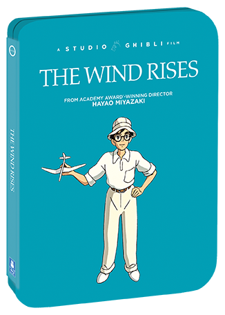 The Wind Rises [Limited Edition Steelbook]
