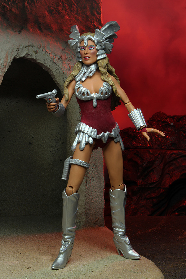 "Battle Beyond The Stars ""Saint-Exmin"" NECA Action Figure [Limited Edition]"
