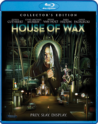 House Of Wax [Collector's Edition] + Exclusive Poster