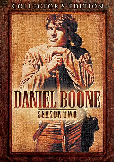 Daniel Boone: Season Two [Collector's Edition]