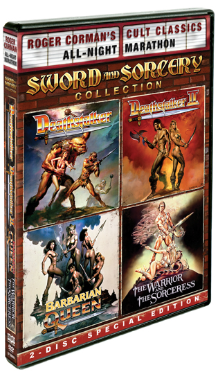 Sword & Sorcery Collection [4 Films]