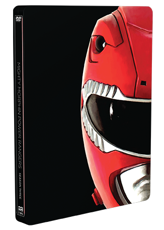 Mighty Morphin Power Rangers: Season Three [Limited Edition Steelbook]