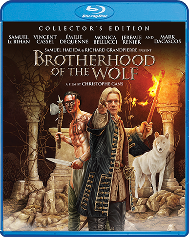 Brotherhood Of The Wolf [Collector's Edition] + Exclusive Poster