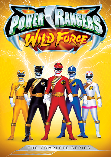 Power Rangers Wild Force: The Complete Series