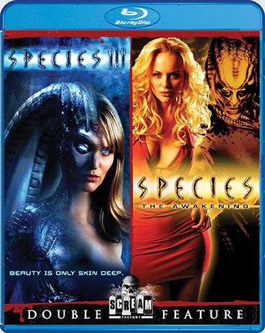 Species III / Species: The Awakening [Double Feature]