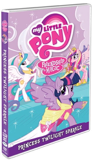 My Little Pony Friendship Is Magic: Princess Twilight Sparkle