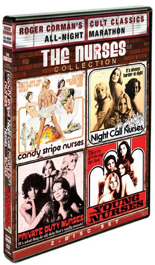 The Nurses Collection [4 Films]
