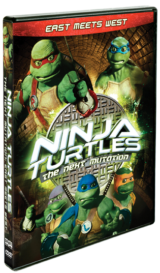 Ninja Turtles: The Next Mutation: East Meets West