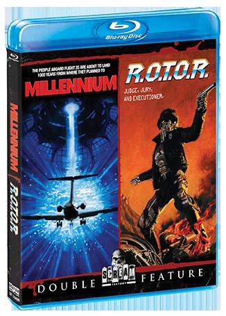 Millennium / R.O.T.O.R. [Double Feature]