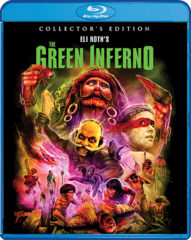 The Green Inferno [Collector's Edition] + Exclusive Poster