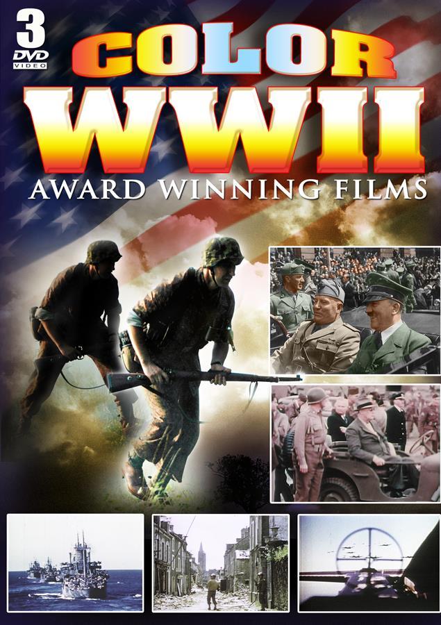 Color WWII: Award Winning Films