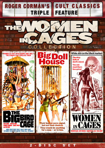 The Women In Cages Collection [Triple Feature]