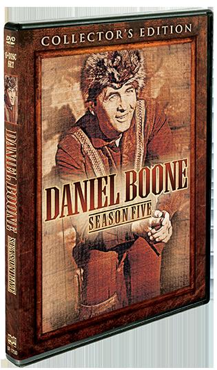 Daniel Boone: Season Five [Collector's Edition]