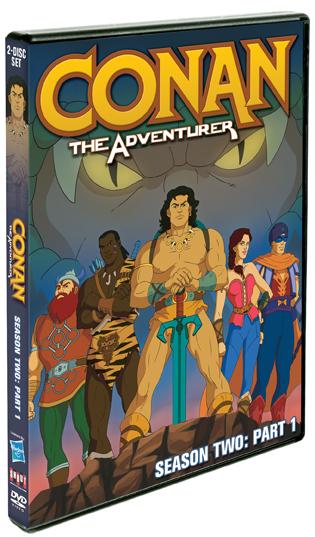 Conan The Adventurer: Season Two, Part 1
