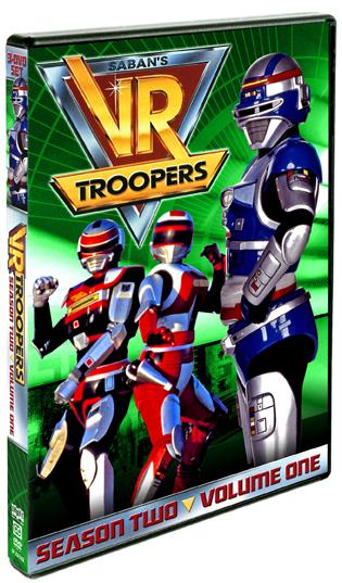 VR Troopers: Season Two, Vol. 1
