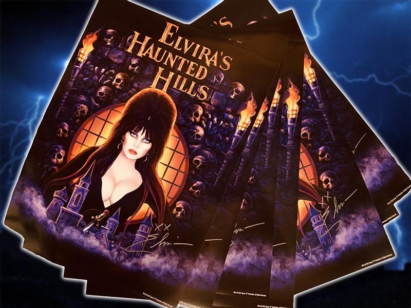 Elvira-signed-posters