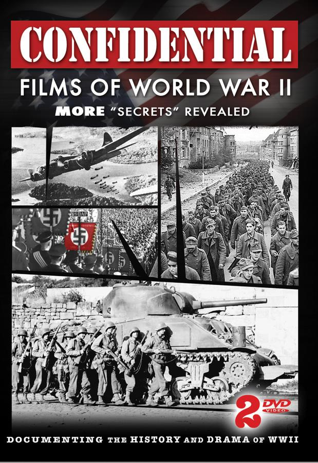 Confidential: Films Of WWII