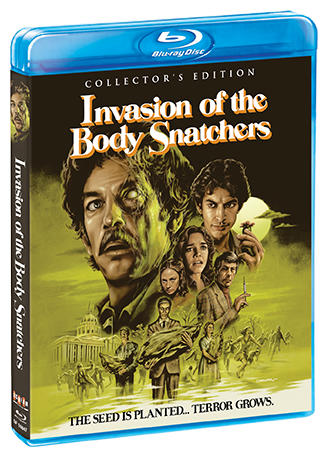 Invasion Of The Body Snatchers [Collector's Edition]