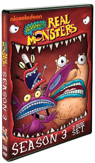 Aaahh!!! Real Monsters: Season Three
