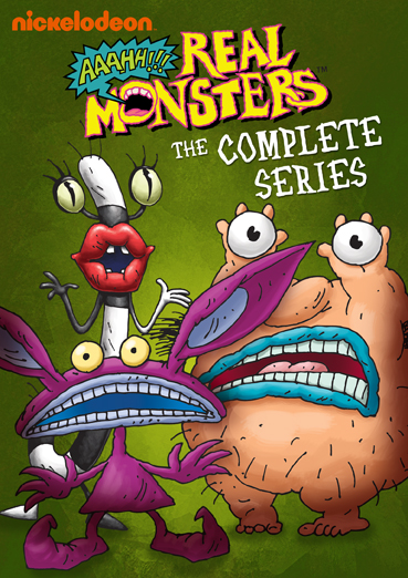 Aaahh!!! Real Monsters: The Complete Series