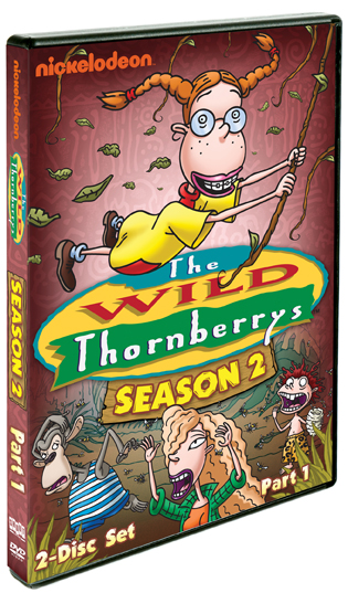 The Wild Thornberrys: Season Two, Part 1