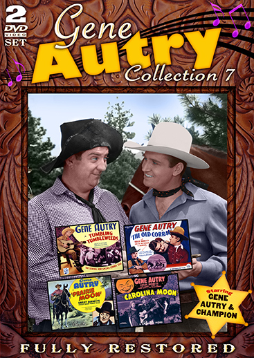 Gene Autry Collection Rovin Tumbleweeds Movie free download HD 720p