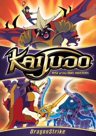 Kaijudo: Rise Of The Duel Masters: Dragonstrike Infernus