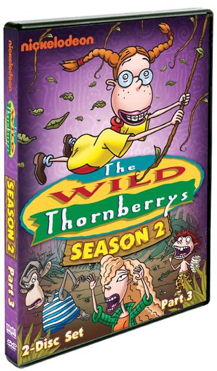The Wild Thornberrys: Season Two, Part 3