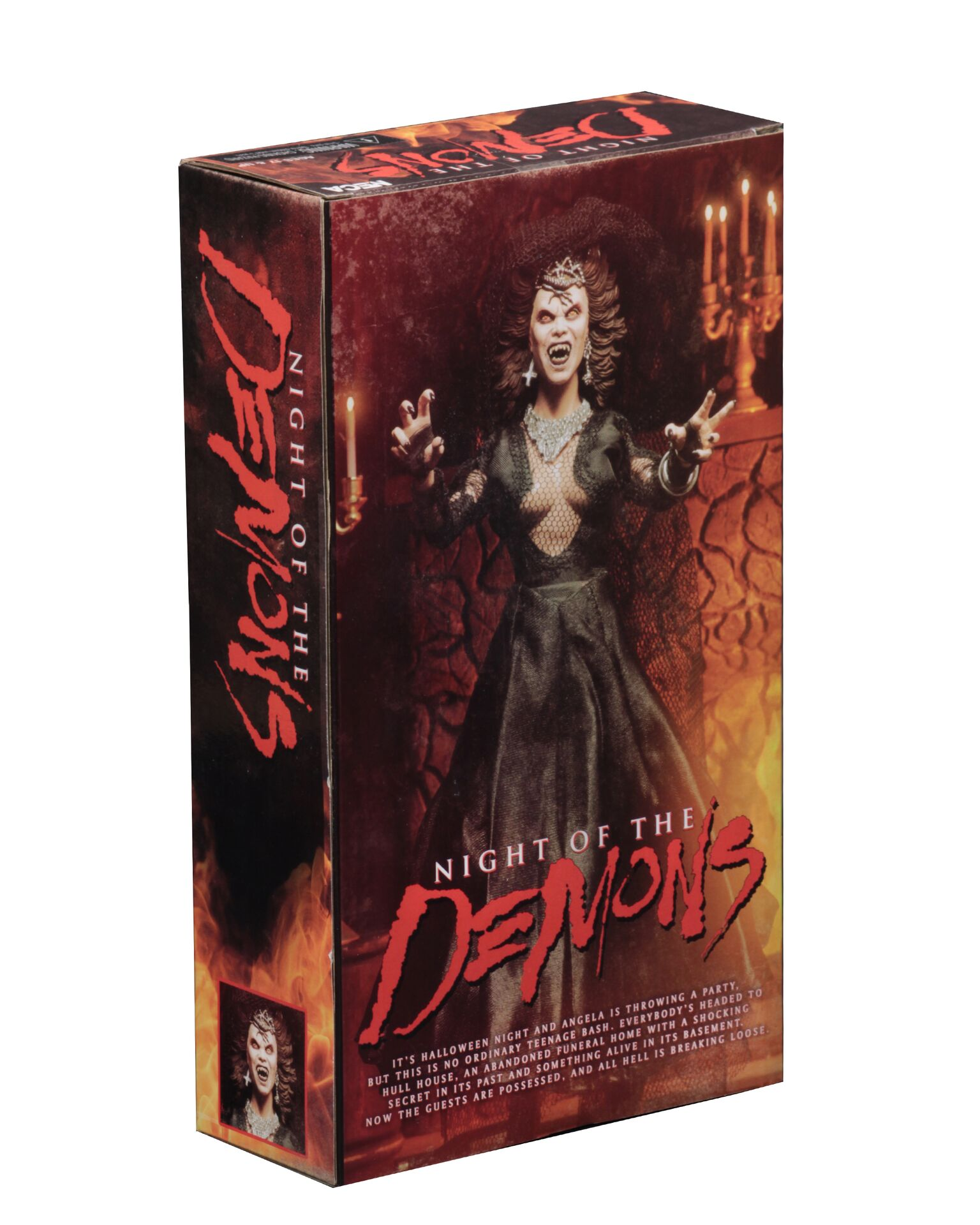 night of the demons [deluxe limited edition steelbook with exclusive