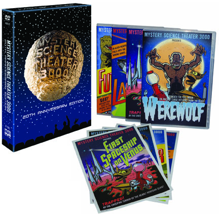 MST3K: 20th Anniversary Edition [Standard Edition]
