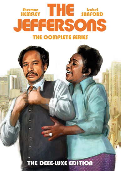 The Jeffersons: The Complete Series [The Deee-luxe Edition]