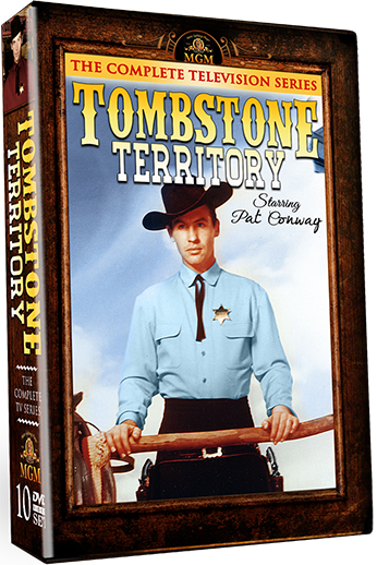 Tombstone Territory: The Complete Series