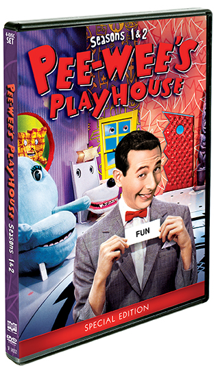Pee-wee's Playhouse: Seasons One & Two [Special Edition]