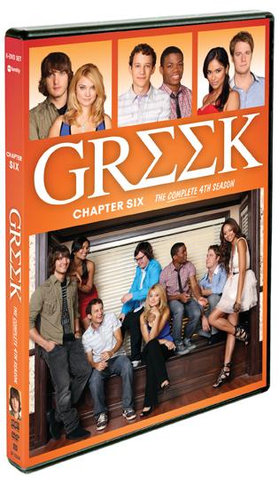 Greek: Chapter Six - Season Four