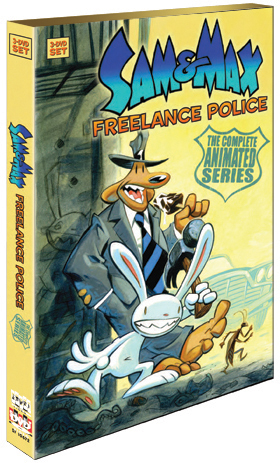 Sam & Max: Freelance Police: The Complete Series