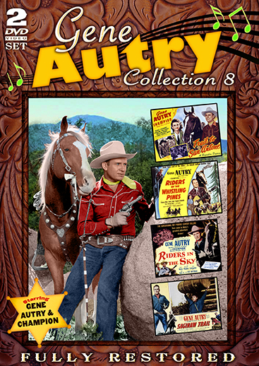 Gene Autry Collection 8